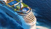 Royal Caribbean поплывет без шведского стола