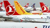 Две крупнейшие авиакомпании Турции несут потери, но готовы к выживанию
