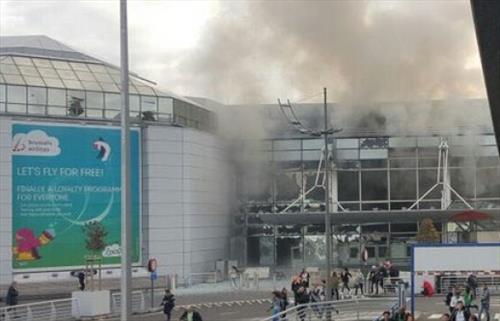 Аэропорт Брюсселя будет закрыт
