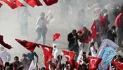 В центре Стамбула беспорядки