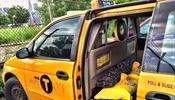 За деньги в такси можно спать