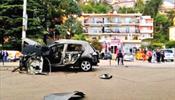 Взрыв на курорте в Черногории