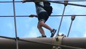 Туриста из России заловили на Бруклинском мосту