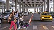 Аэропорт «Пулково» расширил выезд из зоны прибытия