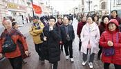 Почти каждый третий турист в России был китайский