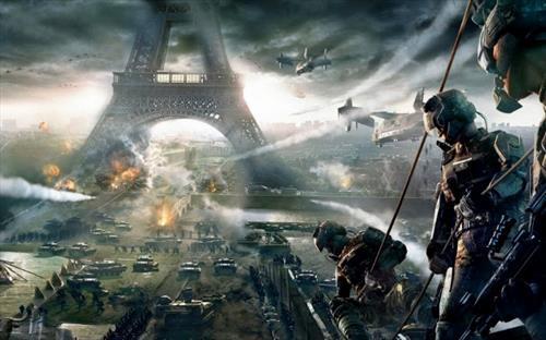Готова ли Европа к городской войне?