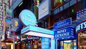 Hilton на Таймс-сквер в Нью-Йорке закрывается на неопределенный срок