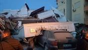 Отели в Дурресе тоже пострадали от землетрясения