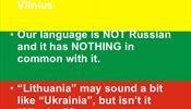 В Литве не посадили школьников, отдохнувших в России