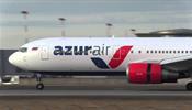 Самолет Azur Air вернулся в Коломбо