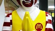 McDonald's не совместим с религиозным чувством?