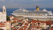 На безудержный туризм жалуются жители Лиссабона