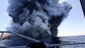 Круизные туристы погибли из-за извержения вулкана