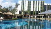 Новый отель на Бали