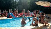 Для отдыхающих у дома - в парке «Сокольники» оборудовали бассейн с подогревом