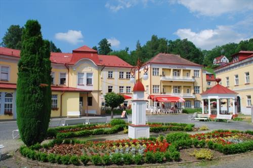В Czech Spa Day примет участие SPA RESORT LIBVERDA
