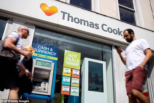 Thomas Cook на продвинутой стадии в переговорах о дополнительном денежном вливании