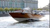 Uber позволит заказать катер в С-Петербурге