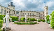 Гатчинский дворец откроется