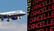 British Airways начала массово отменять рейсы