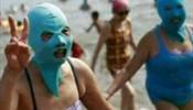 В Китае это маска от загара, а не «пусси протест»
